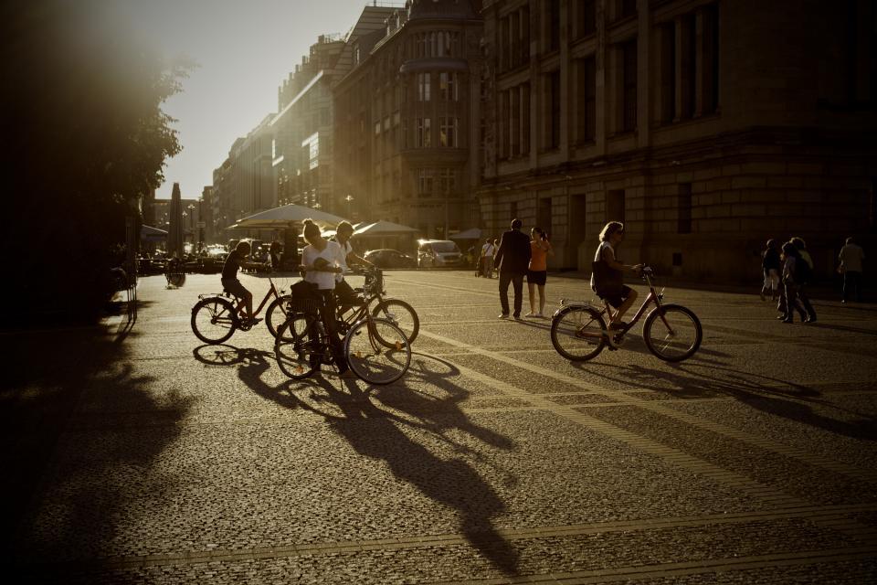 rower górski na komunię
